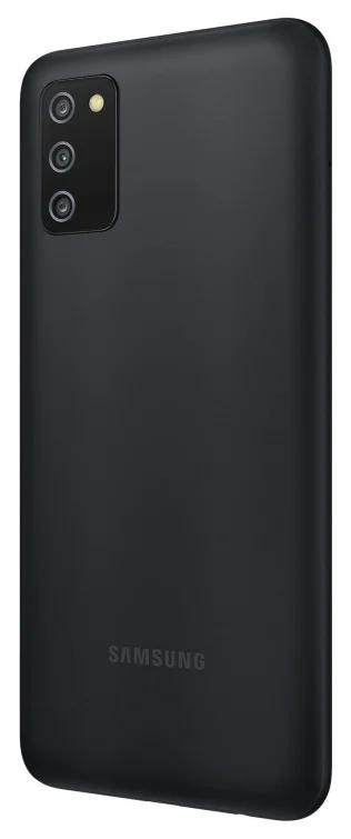 Смартфон Samsung Galaxy A03s 4/64GB, черный