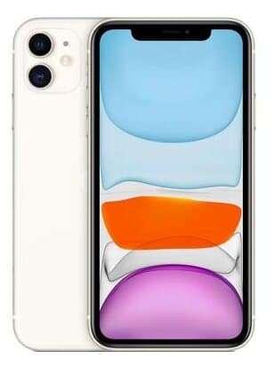 Смартфон Apple iPhone 11 128GB, белый