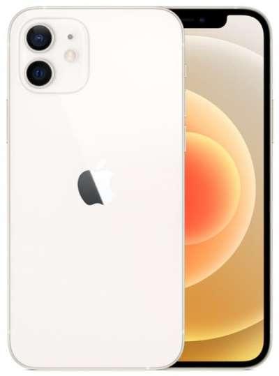 Смартфон Apple iPhone 12 mini 64GB, белый