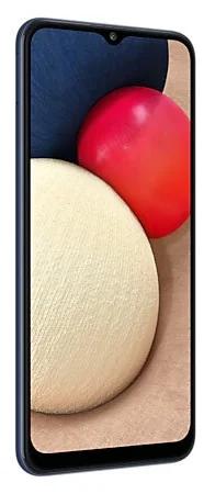 Смартфон Samsung Galaxy A02s 3/32GB, синий