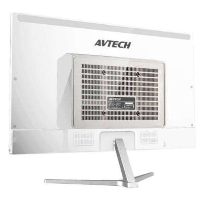 "Моноблок Avtech X5 24"" H410i/Intel Core i3/8GB/SSD 120GB/Windows 10 Pro, cеребристый"
