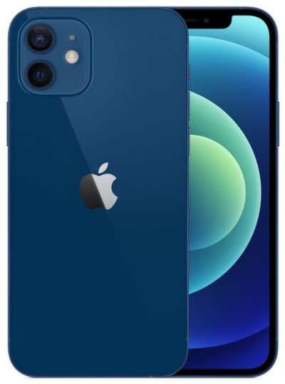 Смартфон Apple iPhone 12 mini 256GB, синий