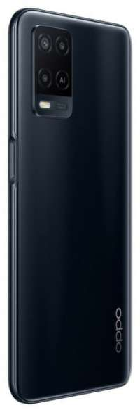 Смартфон Oppo A54 4/64GB, черный