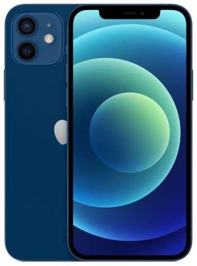 Смартфон Apple iPhone 12 mini 128GB, синий