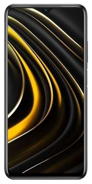 Смартфон Xiaomi Poco M3 4/128GB, черный