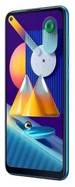 Смартфон Samsung Galaxy M11 3/32GB, голубой