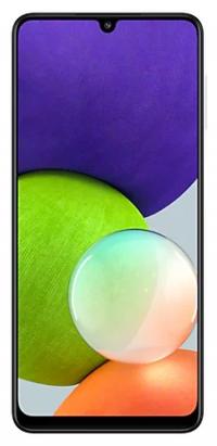 Смартфон Samsung Galaxy A22 4/64GB, белый