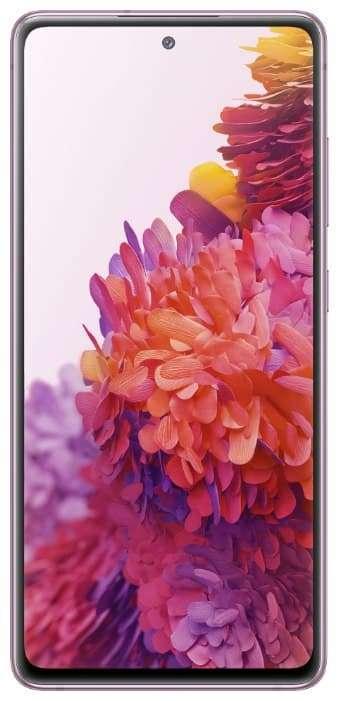 Смартфон Samsung Galaxy S20 FE 128GB, розовый
